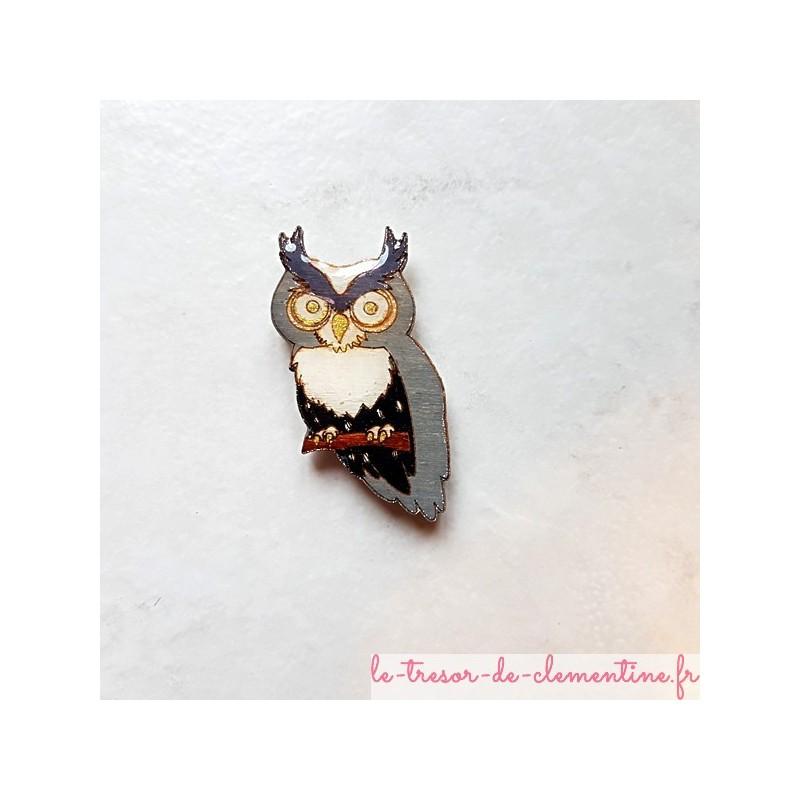 Magnet de collection chouette hibou Cadeau utile pour petits et grands  Pour votre liste de courses ou photo sur frigo..