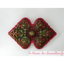 Broche style baroque ou mediéval, Broches originales