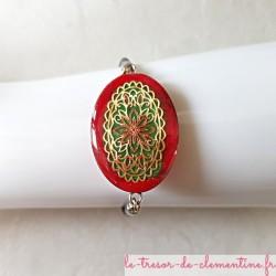 Bracelet artisanal tons...
