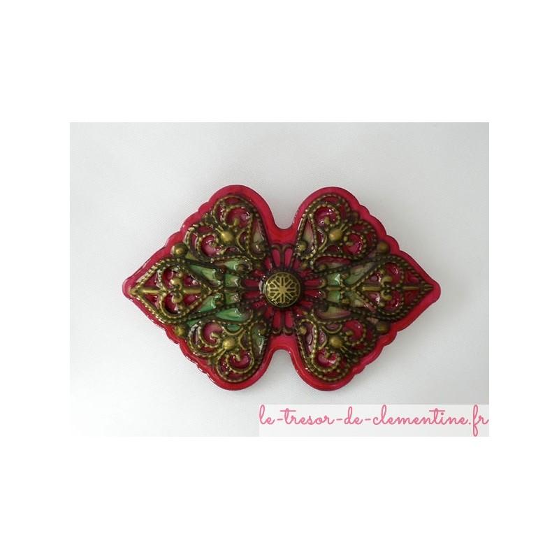 Broche style baroque ou mediéval, Broches originales